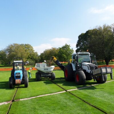 Jacquet SA - drainage intensif - golf