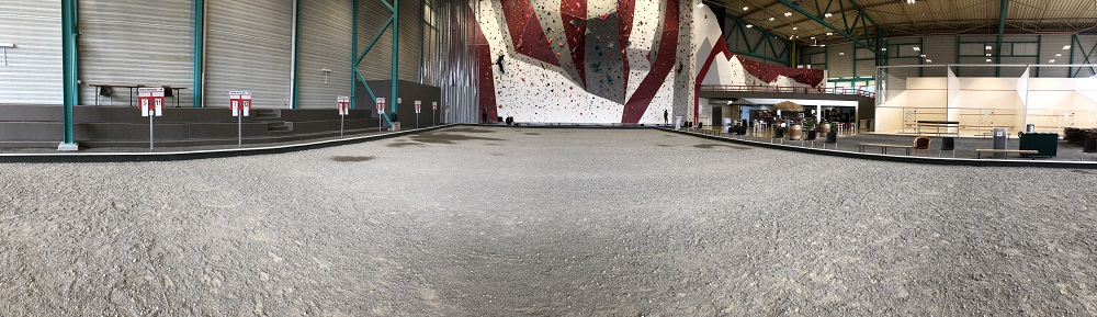 Jacquet SA - Boulodrome de la Queue d'Arve