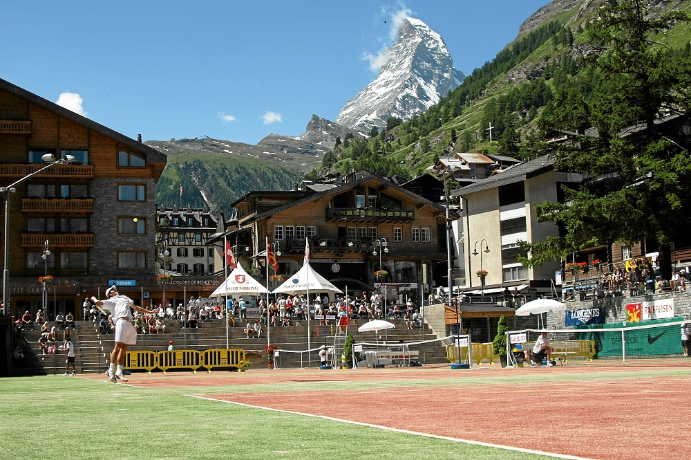 Jacquet SA - TC Zermatt