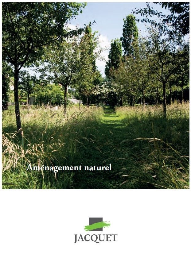 Couverture Aménagement naturel