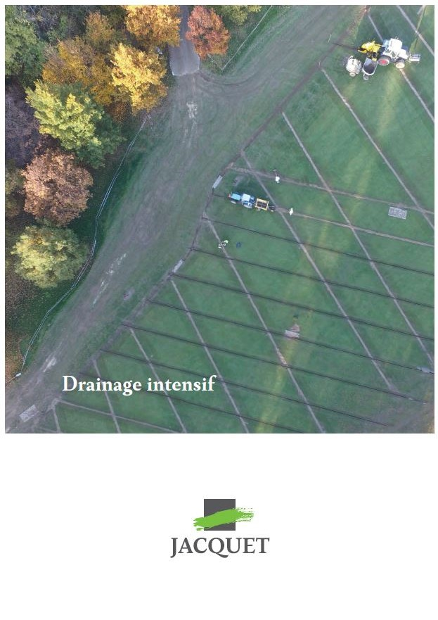 Couverture Drainage intensif