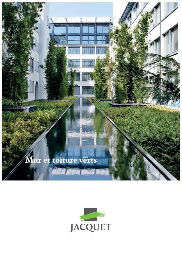 Couverture Mur et toiture verts