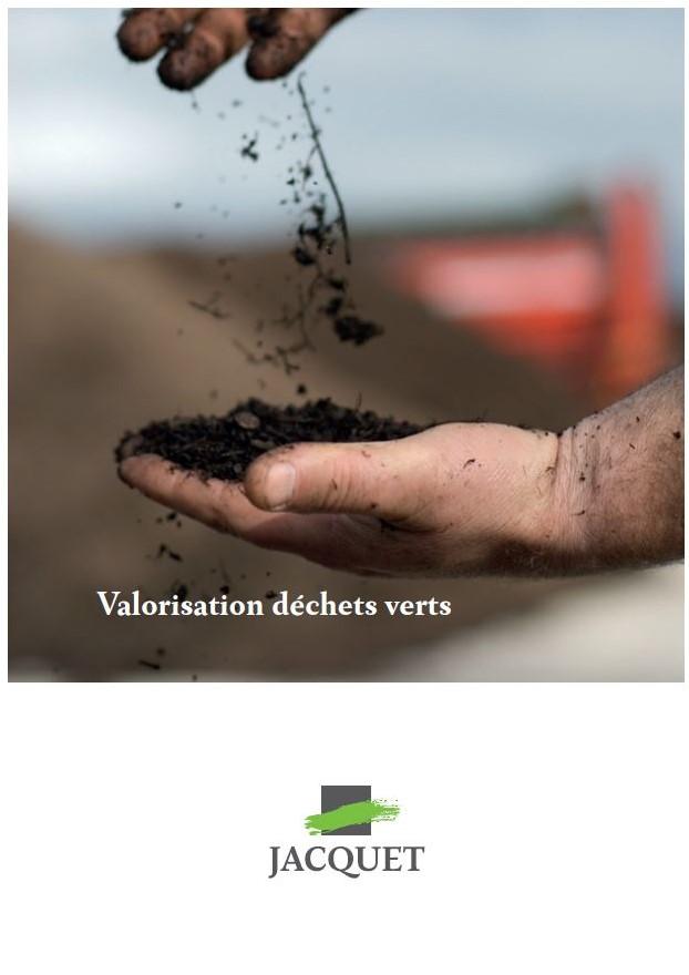Couverture Valorisation déchets verts