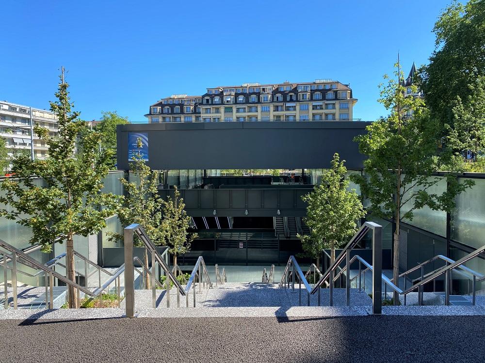 Jacquet SA - Gare Champel