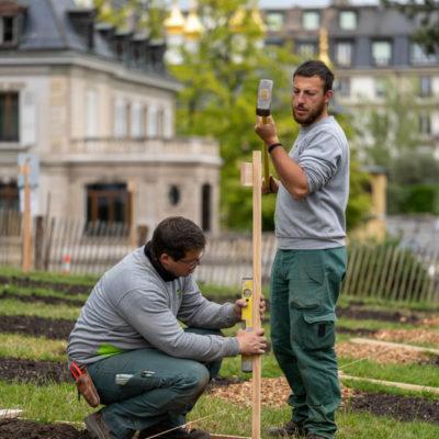JACQUET SA - Légumes en ville - 2021