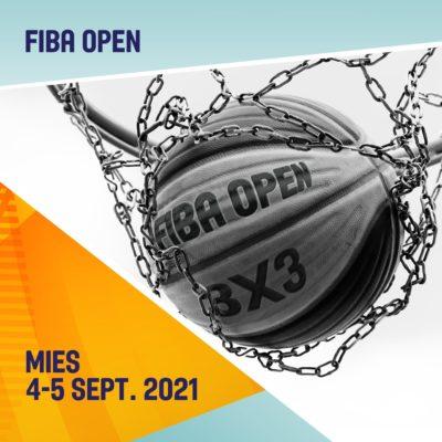 JACQUET SA - FIBA Open 3x3 Mies - 2021