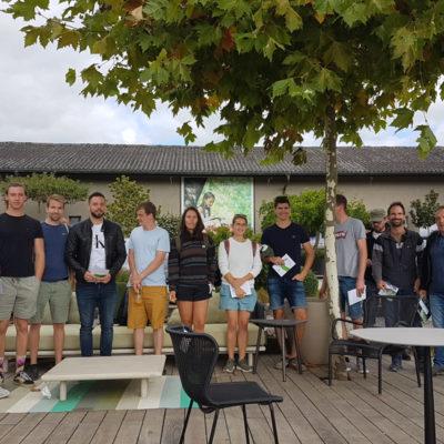 LA PEPINIERE Visite Kantonale Gartenbauschule Oeschberg